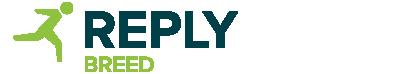 Breed Reply Logo