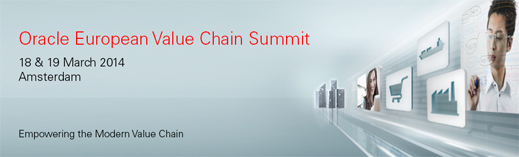 Oracle European Value Chain Summit