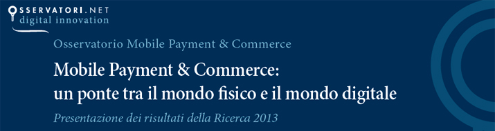 Mobile Payment & Commerce