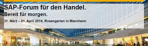 SAP-Forum für den Handel