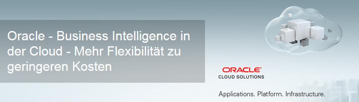 Oracle BI Cloud Service