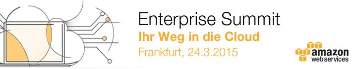 AWS Enterprise Summit