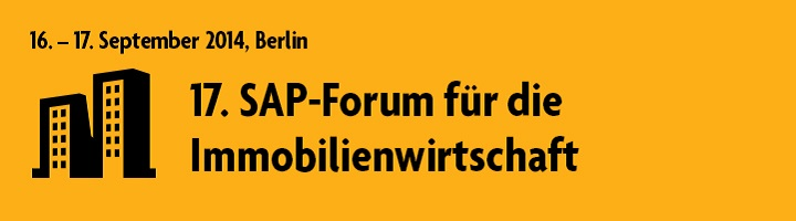 SAP Immobilienforum