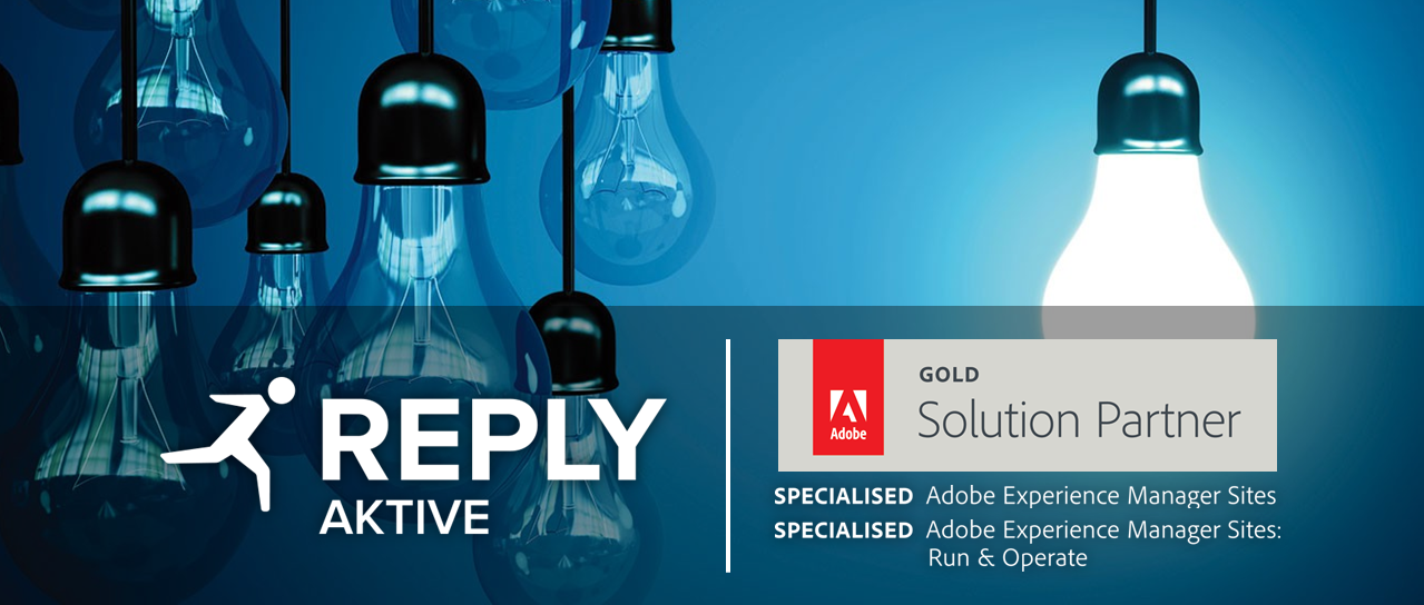 Aktive Adobe Gold Announcement
