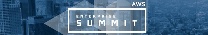 AWS Enterprise Summit 2016 Frankfurt