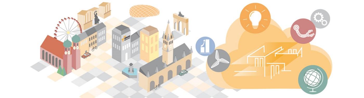 AWS pop-up Loft & Innovation Lab 2016 München
