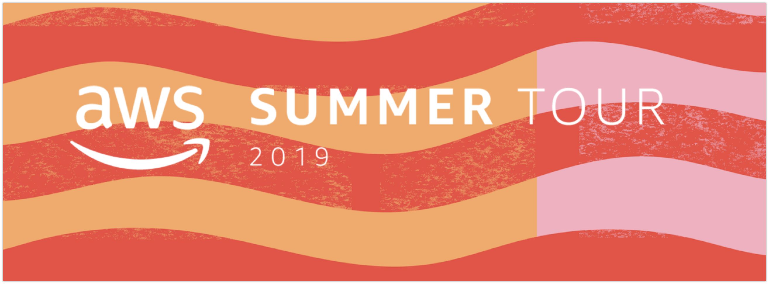 AWS Summer Tour 2019