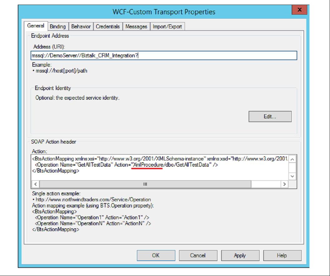 BizTalk 101 – How to consume a Complex SQL Stored
