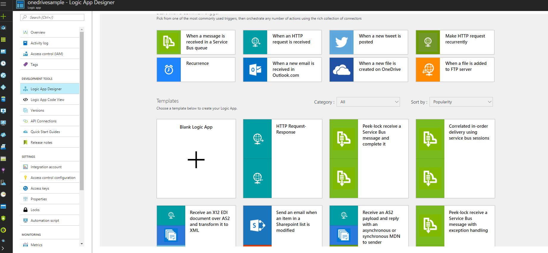 Building Azure Logic Apps for Enterprise Integration