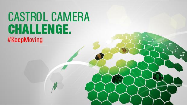 Castrol Camera Challenge