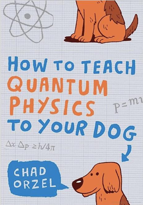 Chad Orzel Book