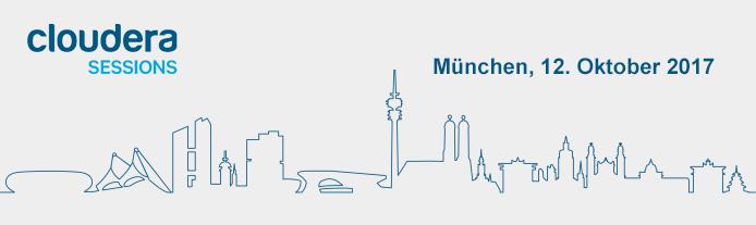 Cloudera Session München 2017
