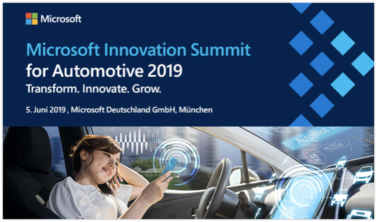 Microsoft Innovation Summit