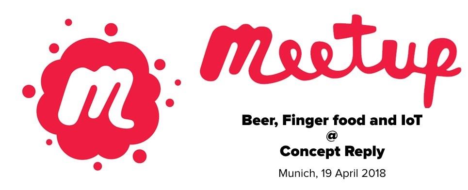 Concept Reply IoT Meetup Munich