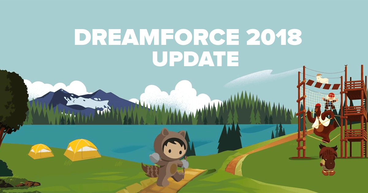 dreamforce update