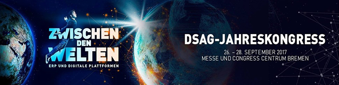 DSAG annual congress 2017