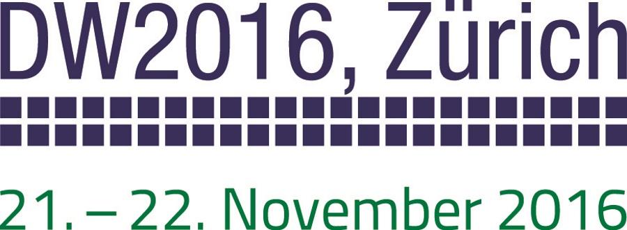 DW Konferenz Zuerich 2016