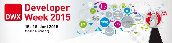 Developer Week DWX 2015