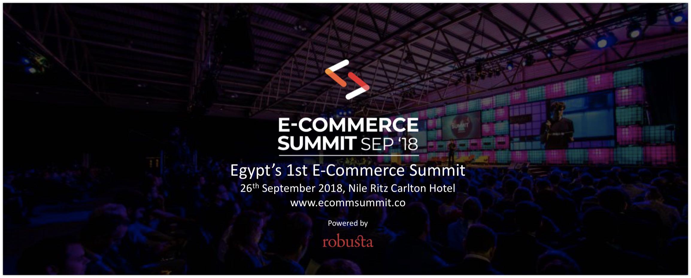 E-Commerce Summit Cairo