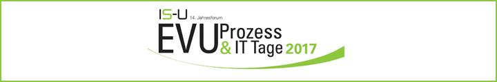 EVU-Prozess und IT Tage 2017