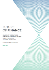 Future of finance book