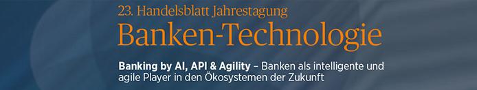 23. Handelsblatt Jahresforum Banken-Technologie 2017
