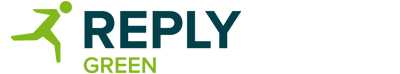 Green Reply Logo