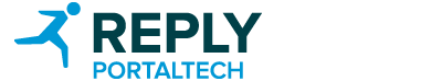 Portaltech Reply Logo