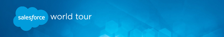 Salesforce World Tour 2016 CeBIT