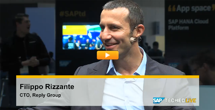 SAP TechEd Interview Filippo Rizzante.png
