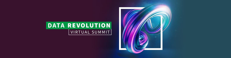 Data Revolution Virtual Summit Image
