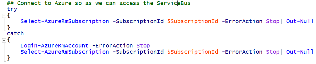 Automating Azure ServiceBus Key Updates in Biztalk 2