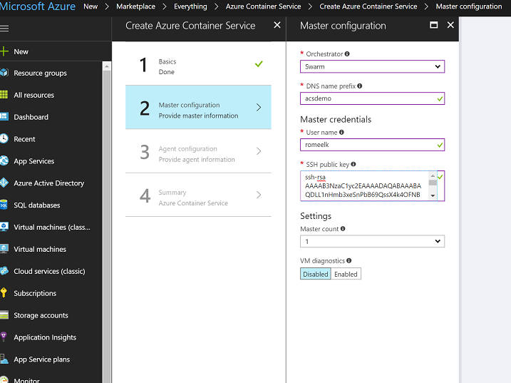 Comparing Container Services on Microsoft Azure
