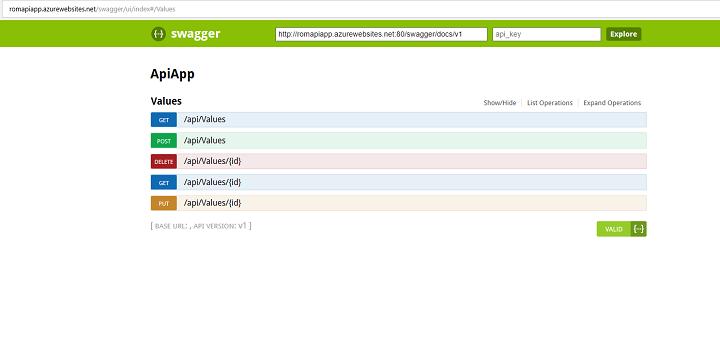Leveraging API Apps in Azure 7
