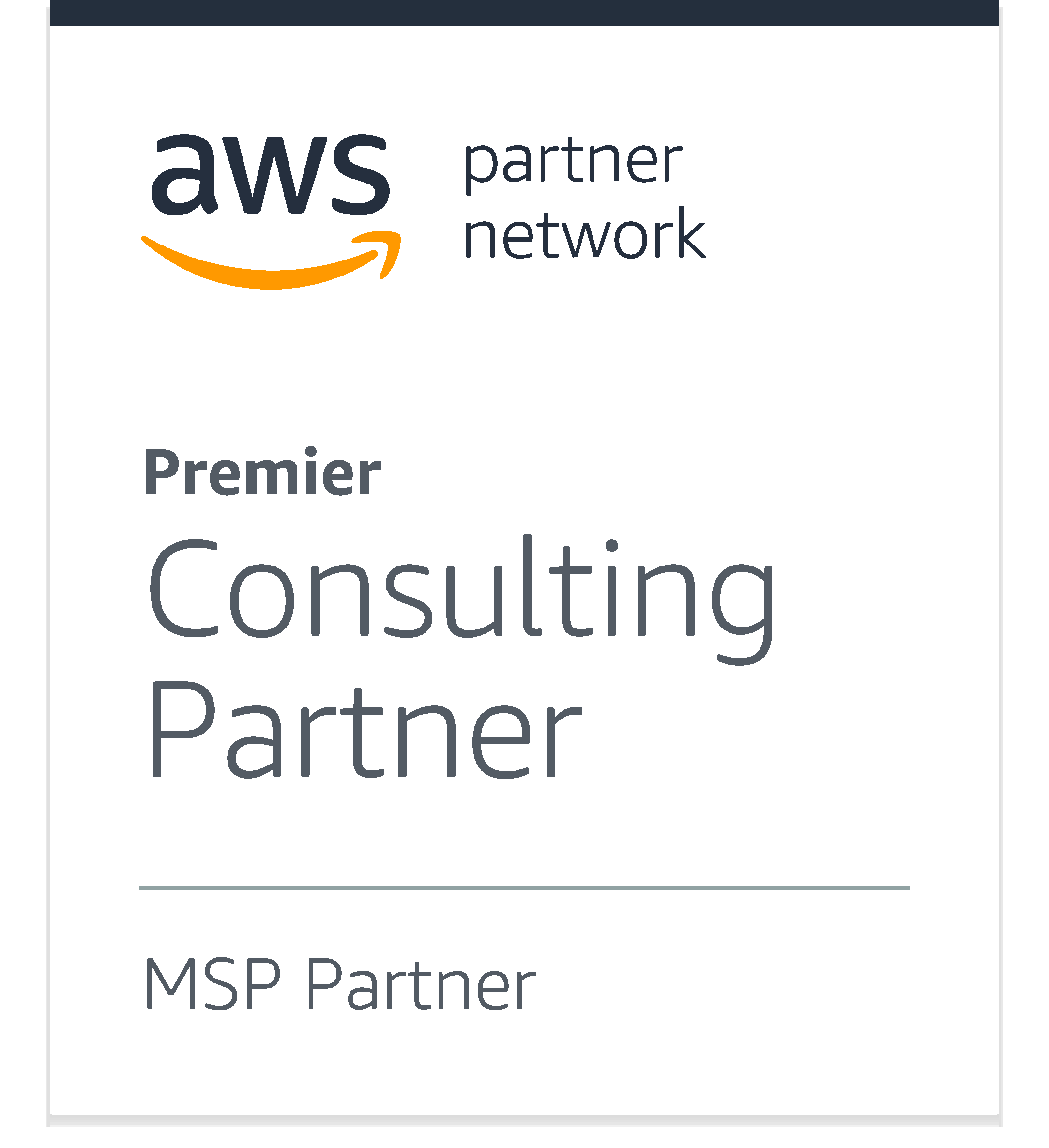 AWS MSP Badge
