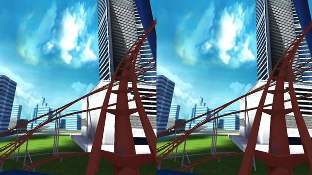 Dive City Coaster